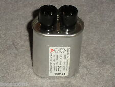 8184377 0.76UF 2100VAC MICROWAVE OVEN HIGH VOLTAGE CAPACITOR USED