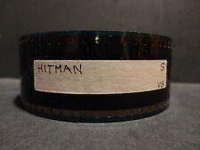 HITMAN 2007  35mm Movie Trailer collectible cells SCOPE 1min 45 secs