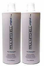 2 Paul Mitchell Original The Detangler Super Rich Clean Hair Conditioner 33.8 Oz