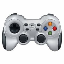 LOGITECH F710 WIRELESS Gamepad Dual vibration feedback motors *BEST PRICE* [F33]