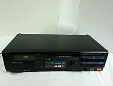 SANSUI D-290 Vintage Stereo Deck in **MINT CONDITION** FULL LOGIC 2 MOTOR SYSTEM