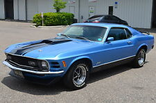 Ford: Mustang MACH 1 351-C