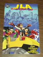 JLA World Without Grown-Ups Book 1 DC Comics (Paperback 1998)<