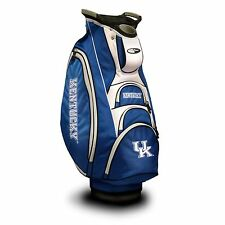NEW Team Golf NCAA University of Kentucky Wildcats Victory Cart Bag