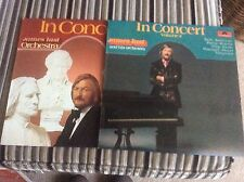 James Last In Concert Volumes 1 & 2 Polydor Records