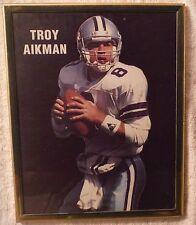 Troy Aikman 8x10 Framed Photo Dallas Cowboys NFL Football American Team
