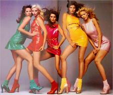 VERSACE AVEDON ~ NAKED DRESSED ~ KATE MOSS Kylie Bax CINDY CRAWFORD Kim Alexis