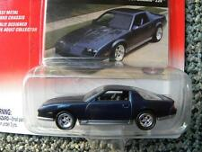 1984 CHEVY CAMARO Z28    2003 JOHNNY LIGHTNING CAMARO SS 35TH ANNIVERSARY   1:64