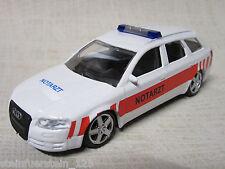 Mondo Motors® Modellauto Audi A4 Notarzt / Krankenwagen Neuware in OVP  1:43
