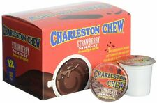 Charleston Chew Strawberry Nougat Hot Cocoa for Keurig K-Cup Brewers 12-Count