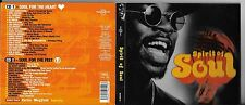 2 CD DIGIPACK 35T SPIRIT OF SOUL ARMSTRONG/PLATTERS/AZYMUTH/BEN E. KING/SLEDGE