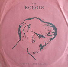 "7"" 1982 RARE IN VG+++ ! THE KORGIS : Don´t Look Back"