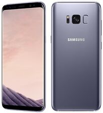 "Samsung Galaxy S8+ SM-G955F (FACTORY UNLOCKED) 6.2"" 64GB Black Silver Gold Blue"