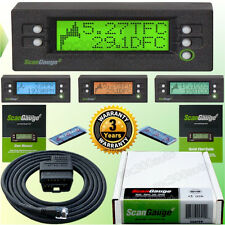 NEW SCANGAUGE-E OBD 2 OBD2 GAS FUEL SAVER AUTO DIAGNOSTIC SCANNING MONITOR TOOL