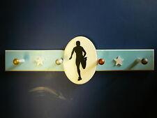 Running (Female) Sports Medal Display Hanger, 4 Peg