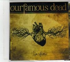 (DS153) Our Famous Dead, I Am Human - 2011 DJ CD