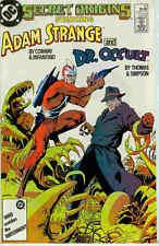 Secret Origins # 17 (Adam Strange, Dr. Occult) (USA, 1987)