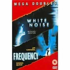 White Noise/Frequency  DVD boxset.new sealed