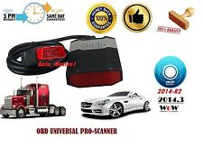 2014 R2 CAR TRUCK AUTO DIAGNOSTIC OBD SCANNER SOFTWARE BEST TOOL !!!