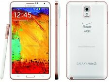 Samsung Galaxy Note3 N900V 32GB 3GB RAM 13MP 4G LTE Libre TELEFONO MOVIL Oro