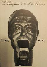 1977 CATALOGUE DE VENTE ILLUSTRE DROUOT CURIOSITE