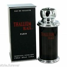 THALLIUM BLACK * YVES DE SISTELLE * Cologne for Men * 3.3 / 3.4 oz * New In Box