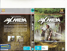 Ax Men-2008-TV Series USA-Complete season Three--4 Disc-DVD