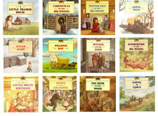 My First Little House On the Prairie Books (pb) Laura Ingalls Wilder 12 Book Set