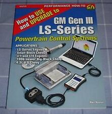Chevy GM Gen III LS Series .Engine Control System Book Manual LS1 LS4 4.3L Block