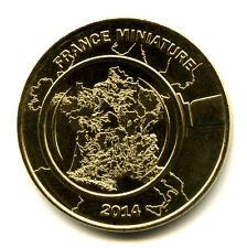 78 ELANCOURT France miniature, La loupe, 2014, Monnaie de Paris