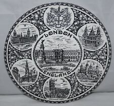 "Wood & Sons - London, England - 10"" Collectors Plate - vgc"