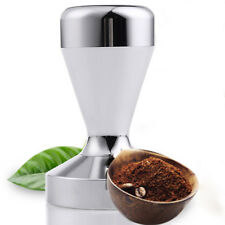 Stainless Steel Coffee Tamper Barista Espresso Tamper 51mm Base Coffee Bean New