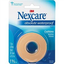 "3M Nexcare Absolute Waterproof Medical Tape, 1.5"" x 5 yd. 732"