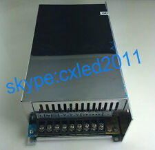 NEW 60V DC 12A Output 720W Regulated Switching Power Supply AC to DC with CE