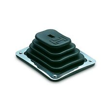 """Hurst 1144580 B-4 Shifter Boot & Plate 4.5"""" x 3.5"""" ID Plate Fit Most Application"""