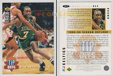 NBA UPPER DECK 1994 COLLECTOR'S CHOICE - Dee Brown #167 - Ita/Eng- MINT
