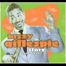 Dizzy Gillespie Story 1939-1950 Best Of 100 Songs REMASTERED New 4 CD Box Set