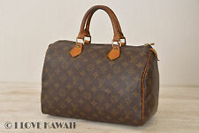 Louis Vuitton Monogram Speedy 30 Hand Bag M41526 - C05225
