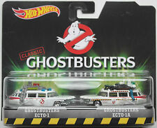 Hot Wheels 2-Pack - Ghostbusters Ecto-1 & Ecto-1A Neu/OVP