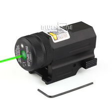 New Mini Compact Green Laser Sight New for Pistol Rifle Glock 17 19 20 23 21