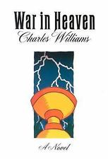 War in Heaven Novels by Charles Williams (1930, Paperback)