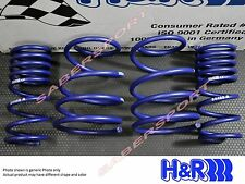 H&R Super Sport Lowering Springs for 2011-2017 VW Volkswagen MK6 Jetta GLI
