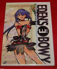 Edens Bowy - Vol. 4: Fallen Angels and Flower Towns (DVD, 2003) Anime BRAND NEW