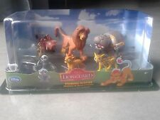 "Coffret Figurines ""LE ROI LION"" de Disney - NEUF et AUTHENTIQUE -"
