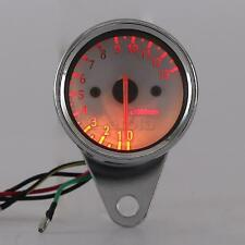 Motorcycle Tachometer Gauge for Triumph Bonneville Thunderbird Trophy Daytona