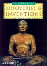 History Topic Books: The Ancient Egyptians Discoveries and Inventions Paperback