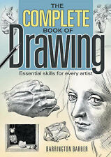 The Complete Book of Drawing: Essential Skills for Every Artist by Barrington B…