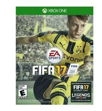 Xbox One FIFA 17 (disc ) New! Fast Shipping