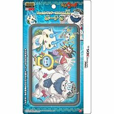 Yokai Watch Blue Ver. Pouch Case for New NINTENDO 3DS LL XL