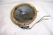 "Vintage 5"" Field Coil Speaker w/ output transformer 2500 ohms Tube Amp Radio"